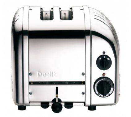 Dualit 27180 (polished) 2 slot Toasters