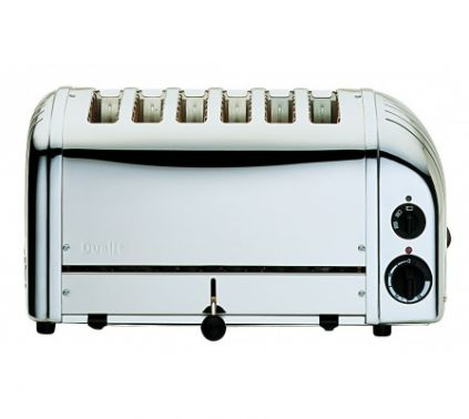 Dualit 6 Slot Colours Toasters