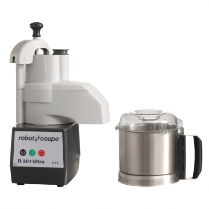 Robot Coupe Food Processor and Veg Prep Machine R301 Ultra