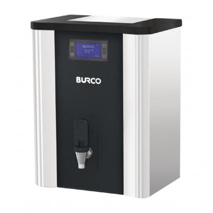 Burco 5L Wall Mounted Autofill Water Boiler - With Filtration