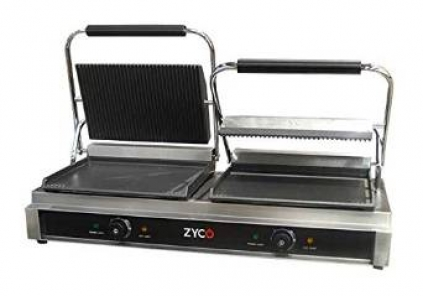 Zyco Double Contact Grill