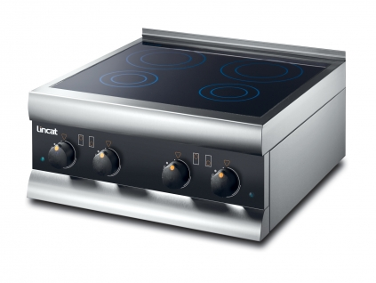 Silverlink 600 four zone induction hob