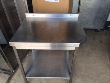 Wall Bench with Undershelf - 800mm