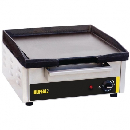 Buffalo Countertop Electric Griddle  440x 465mm