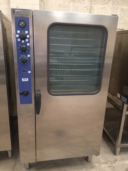 Electrolux Gas 20 Grid Steam Convection Oven FCG202