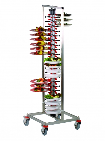 PLATEMATE84 Standard Mobile Banqueting Trolley