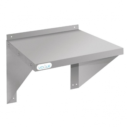 Vogue Stainless Steel Microwave Shelf Large