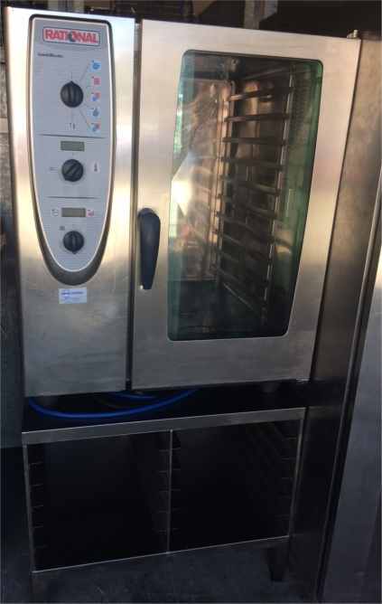 Rational Combimaster Plus Oven 101 Electric on Stand