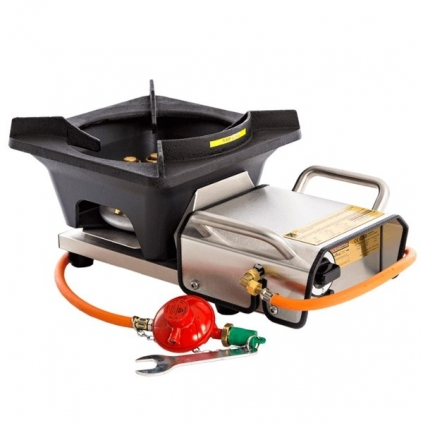 Cinders LP20 StreetWok Gas Barbecue