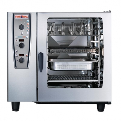 Rational CM102 Gas Combination Ovens Gas