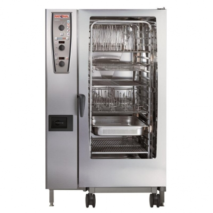 Rational CM201 Combination Oven Gas