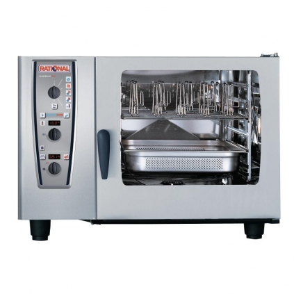 Rational CM62 Gas Combination Ovens Gas