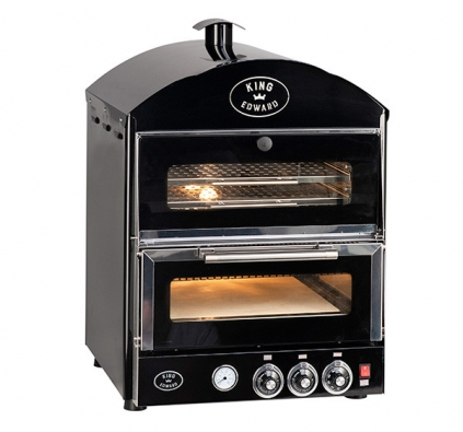 King Edward Pizza Oven and Warmer - PK1W