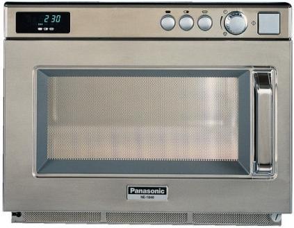 Panasonic Ne1843 Microwave Heavy Duty