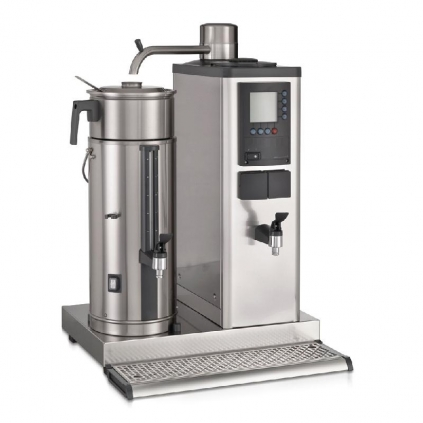 Bravilor B10 HWL Bulk Coffee Brewer with 10Ltr Coffee Urn and Hot Water Tap 3 Ph