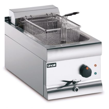 Lincat DF39 Fryer Electric Table Top, Single Pan, Single Basket