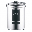 Dualit 6.0 Litre stainless steel
