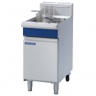 Blue Seal GT45 Freestanding Fryer Gas - Single Pan, Double Basket