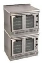 Falcon Dominator/Dominator Plus G2112/2 Two Tier Range Convection Gas