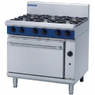 Blue Seal G506D Range 6 Burner Gas