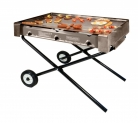 Deluxe Masterchef Griddle BBQ