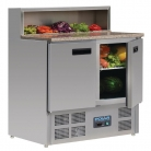 Polar Refrigerated Pizza Prep Counter 288Ltr