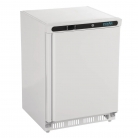 Polar Undercounter Fridge White 150Ltr