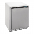 Polar Undercounter Freezer Stainless Steel 140 Ltr