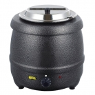 Buffalo Graphite Grey Soup Kettle