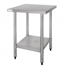 Vogue Stainless Steel Prep Table 600mm
