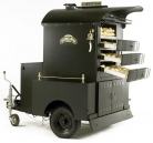 Victorian Big Ben Mobile Potato Baking Oven