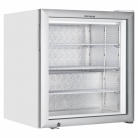 Tefcold UF50G Glass Door Display Freezer