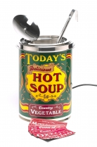 Victorian Soup Kettle - Daily