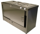 Caterlux Apollo 5 Hot Cupboard with Bain Marie