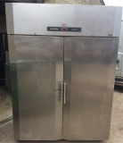 Precision LPT 1401 SS Double Upright Freezer