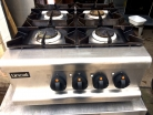 Lincat OG7003 Nat Gas 4 Burner Hob