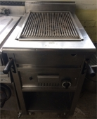 Zanussi Chargrill Natural Gas
