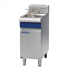 NEW MODEL - Blue Seal Freestanding Single Tank Fryer GT18
