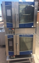Electrolux Air O Steam Touchline Gas 2 x 6 Grid Combi Stack