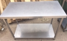 Centre Bench with Undershelf - 1160mm