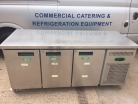 GEN3100H - 3 Door GN Chiller Prep Counter