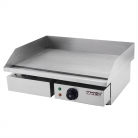 iMettos Electric Countertop Griddle Single Flat Top