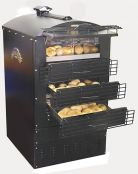 Victorian Little Ben Gas Potato Baker Baked Potato Ovens