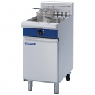 Blue Seal E43 Freestanding Fryer Electric - Single Pan, Twin Basket