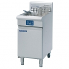 Blue Seal E43E Freestanding Fryer Electric - Single Pan, Twin Basket